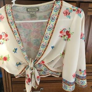 Show stopping blouse